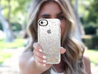coque d'iPhone 7 transparente